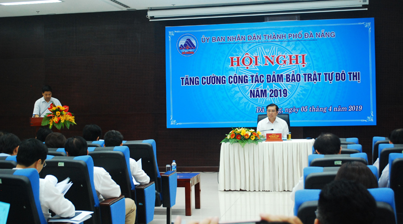 Đà Nẵng: Không để tái diễn vi phạm trật tự đô thị tại 570 điểm, khu vực