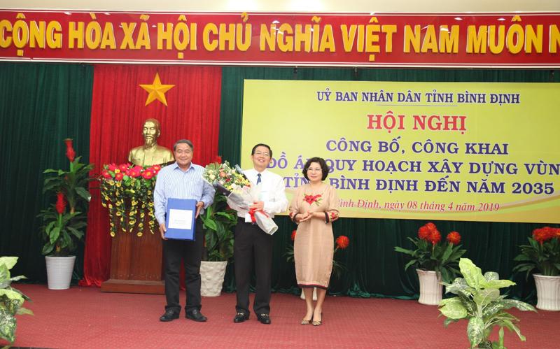 Công bố quy hoạch xây dựng vùng tỉnh Bình Định đến năm 2035
