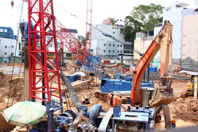 Kiểm soát tiếng ồn từ công trường xây dựng