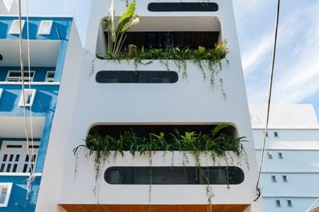 Giải pháp tối ưu không gian nhờ thiết kế nhà lệch tầng