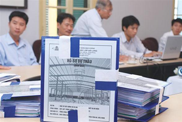 Loại ngay nhà thầu nộp hồ sơ thiếu bản cam kết?