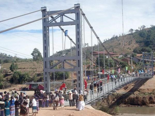 Góp ý điều chỉnh Đề án xây dựng cầu treo dân sinh trên phạm vi 28 tỉnh miền núi phía Bắc, miền Trung và Tây Nguyên