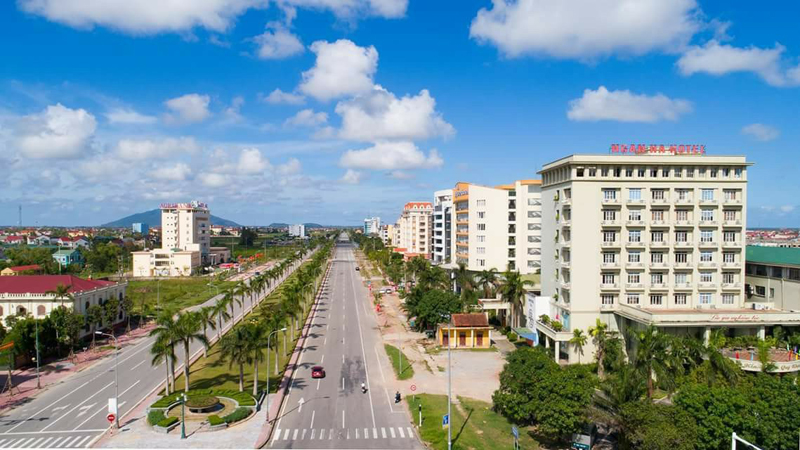TP Hà Tĩnh phát triển văn minh, hiện đại – xứng tầm đô thị loại II