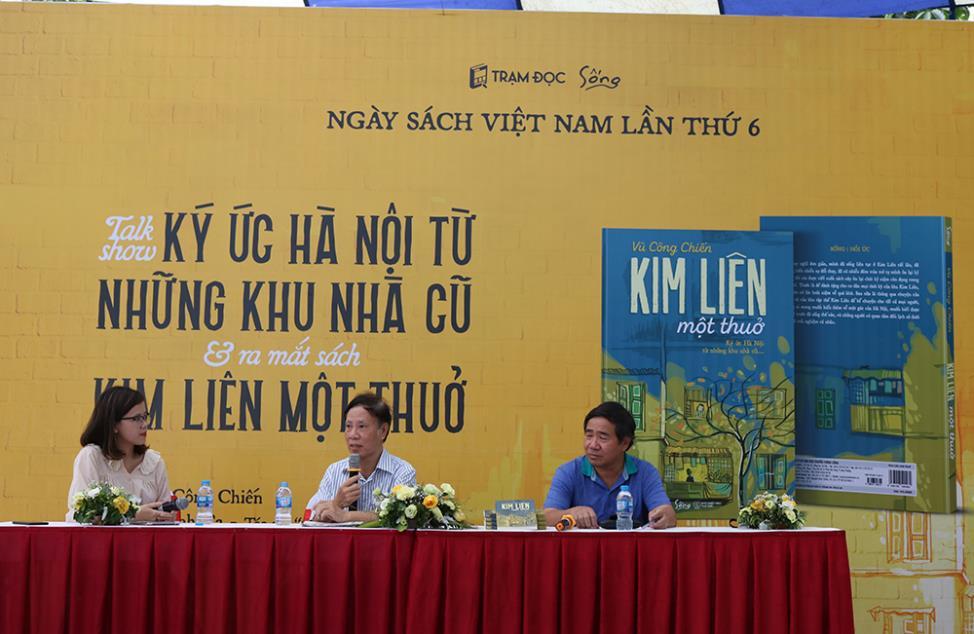 Ký ức Hà Nội qua góc nhìn của cư dân đầu tiên ở khu tập thể Kim Liên
