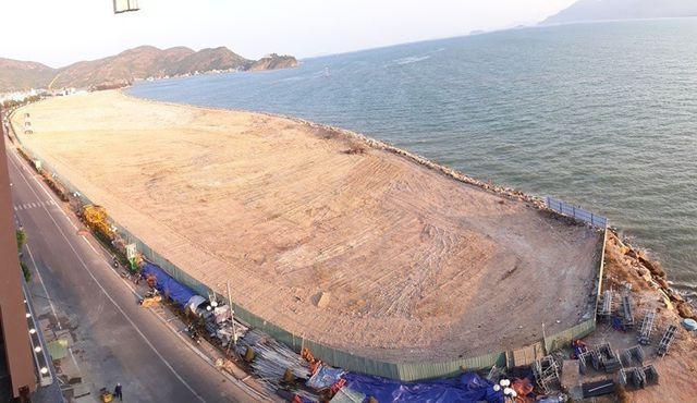 Bình Định: Đồng ý bản quy hoạch chi tiết khu lấn biển ở Quy Nhơn