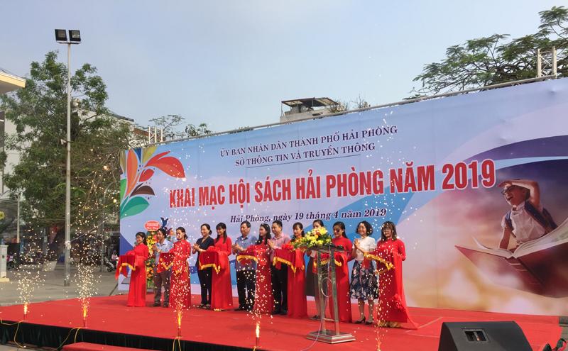 Hải Phòng: Nhiều hoạt động sôi nổi hưởng ứng Ngày sách Việt Nam