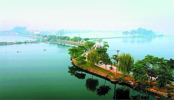 Góp ý đồ án quy hoạch phân khu tỷ lệ 1/2000 Khu du lịch Đầm Rưng, Vĩnh Phúc