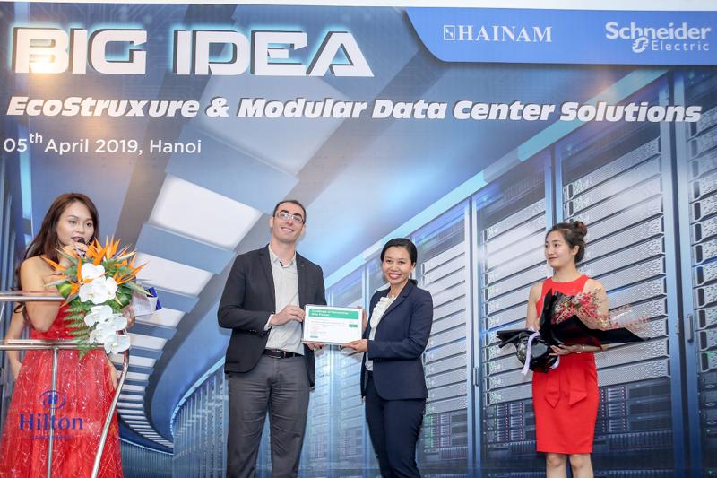 Schneider Electric IT Việt Nam hợp tác chiến lược với Cty CP Kỹ thuật Công nghệ tự động Hải Nam