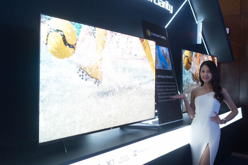 Sony Việt Nam ra mắt hàng loạt sản phẩm công nghệ đỉnh cao