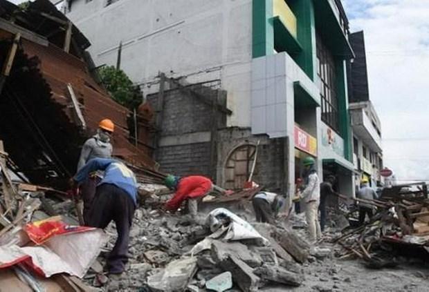 Động đất tại Philippines làm năm người thiệt mạng vì nhà sập