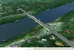 Thừa Thiên - Huế: Tiếp tục thi tuyển thiết kế cầu vượt sông Hương