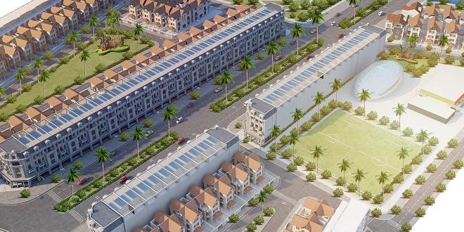 Góp ý chuyển quyền sử dụng đất tại dự án phát triển khu nhà ở hai bên đường Kỳ Đồng kéo dài, Thái Bình