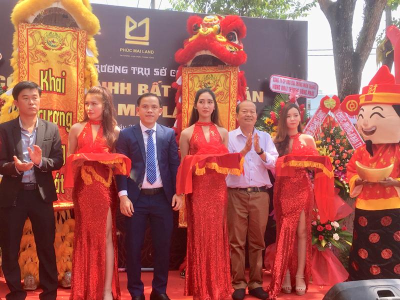 Đà Nẵng: Phúc Mai Land ra mắt trụ sở mới