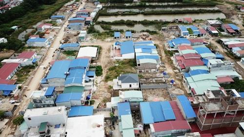 Hải Phòng sắp cưỡng chế nhà xây trái phép trên khu đất hơn 14 ha