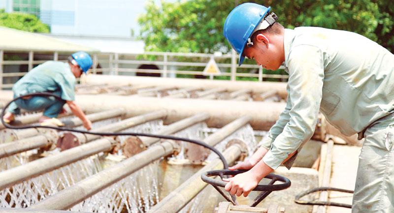 Góp ý việc triển khai Dự án đầu tư xây dựng hệ thống cấp nước Xuân Mai