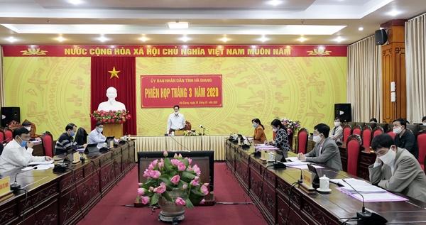 Hà Giang: Hưởng ứng lời kêu gọi của Tổng Bí thư, Chủ tịch nước Nguyễn Phú Trọng về phòng chống dịch Covid-19
