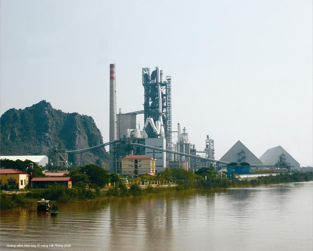 Biến xi măng thành ngành Công nghiệp xử lý các vấn đề môi trường