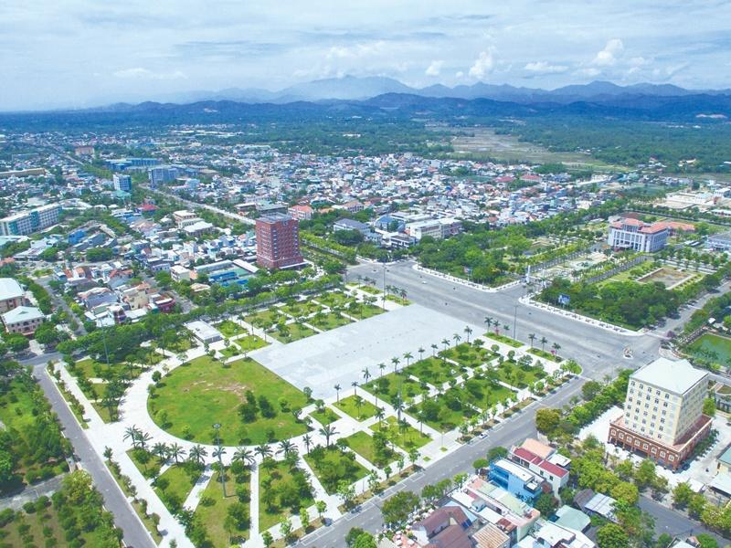 Quảng Nam: Điều chỉnh quy hoạch Khu đô thị Nồi Rang