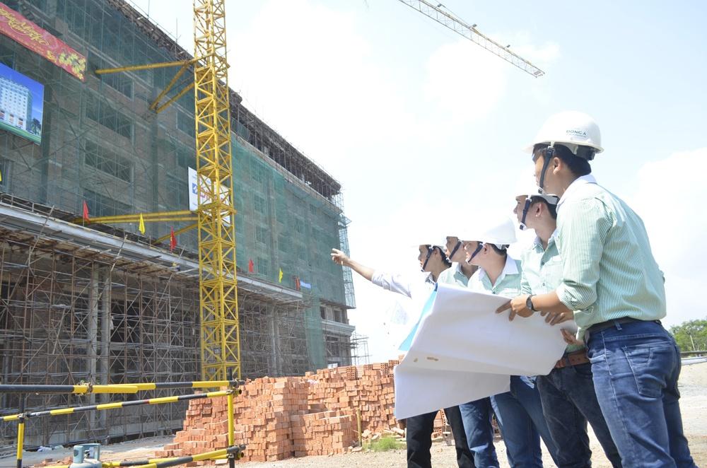 Đề xuất giảm 50% mức phí thẩm định dự án xây dựng