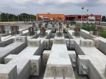Phan Vũ xuất xưởng cấu kiện bê tông đúc sẵn lớn nhất Việt Nam