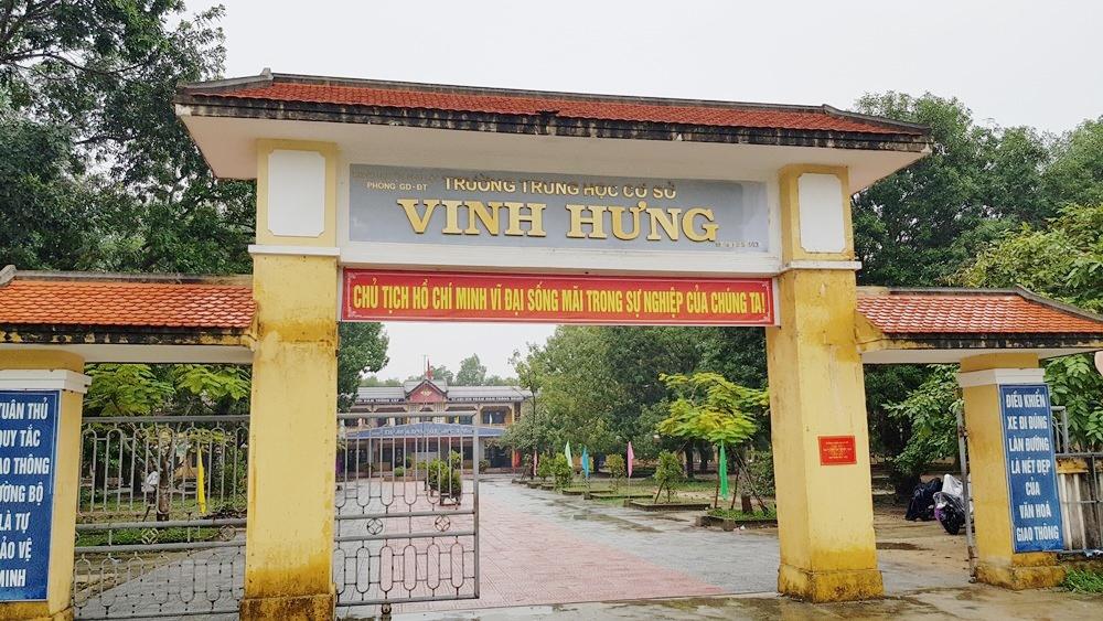 Thừa Thiên - Huế: Học sinh đi học trở lại vào ngày 27/4