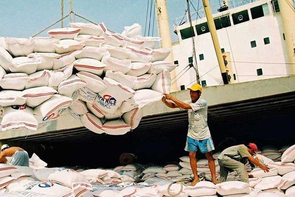 Mở hệ thống đăng ký tờ khai xuất khẩu gạo tồn tại cảng từ ngày 25/4