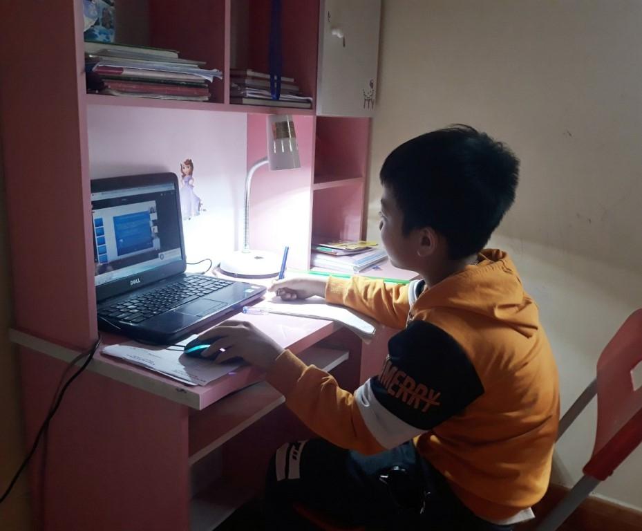 Vĩnh Phúc: Giải pháp nâng cao chất lượng dạy học online trong mùa dịch