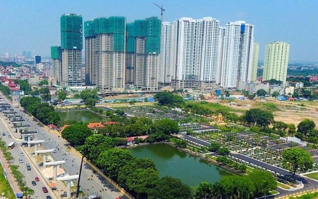 Bộ Xây dựng yêu cầu siết chặt đầu tư mới dự án bất động sản trung, cao cấp