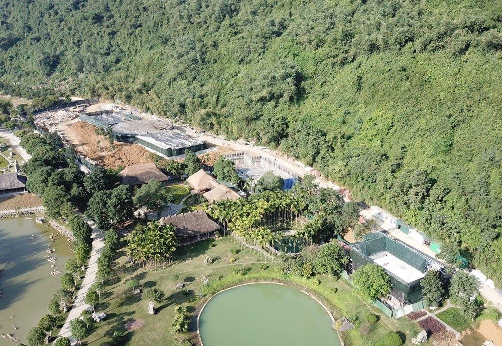 """Ninh Bình: Chủ đầu tư """"chây ỳ"""" tháo dỡ công trình trái phép trong vùng lõi di sản Tràng An"""
