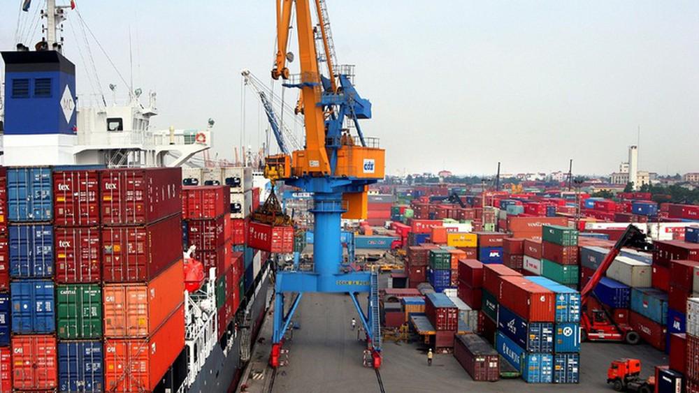 Tổng giá trị xuất nhập khẩu tháng 4 ước đạt hơn 40 tỷ USD