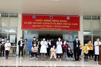 Sáng 1/4: Việt Nam không ghi nhận ca mắc mới, 70 ca có kết quả âm tính