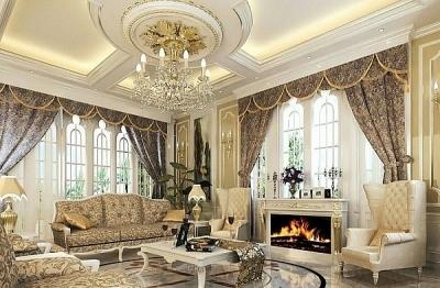 Thiết kế nội thất cổ điển hãy lưu ý những điểm sau