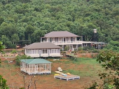 Đắk Nông: Tổ hợp biệt thự trái phép