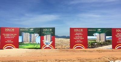 Quảng Bình: Yêu cầu dự án Dolce Penisola chấm dứt việc rao bán, huy động vốn
