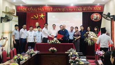 Viện Kiến trúc Quốc gia ký kết thỏa thuận hợp tác với Sở Xây dựng Điện Biên
