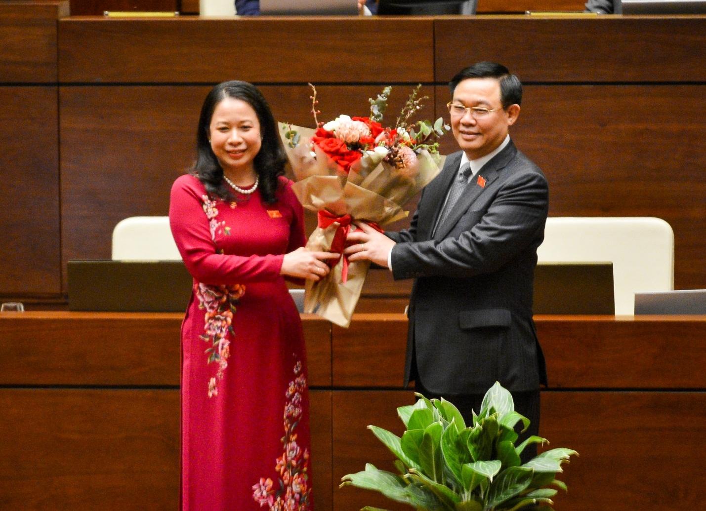 Bí thư tỉnh ủy An Giang được bầu giữ chức Phó Chủ tịch nước