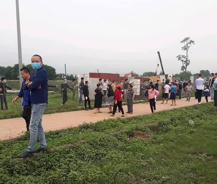 Bắc Giang: Vụ việc ném chất bẩn tại Khu đô thị Đình Trám – Sen Hồ là hành vi vi phạm pháp luật