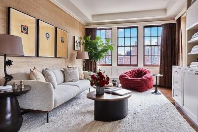 Căn penthouse 33,2 triệu USD của tỷ phú Mỹ