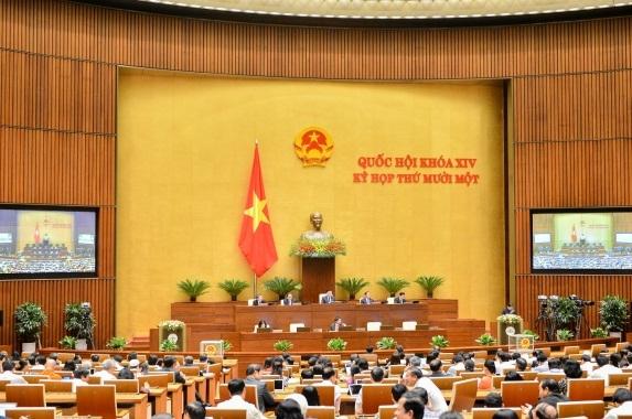Quốc hội phê chuẩn 02 Phó Chủ tịch và 08 Ủy viên Hội đồng bầu cử quốc gia