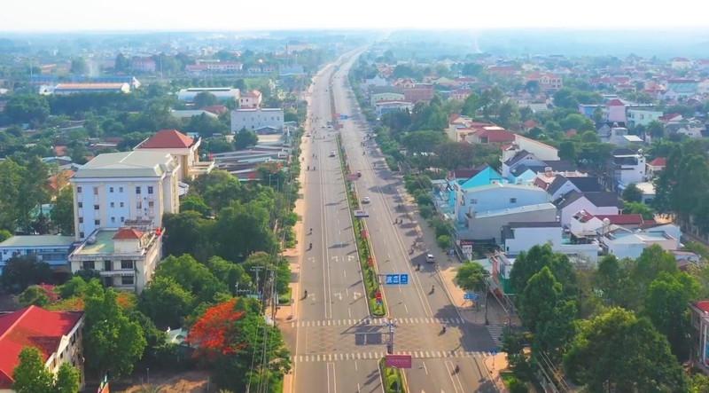 Bất động sản Bình Phước tăng vọt trước những tin đồn đầu tư