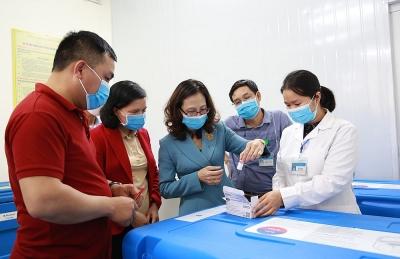Yên Bái tiếp nhận vắc xin AstraZeneca phòng Covid-19
