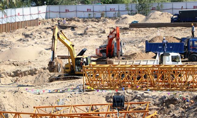 Sở Xây dựng Ninh Thuận xử phạt 20 trường hợp vi phạm xây dựng trong quý I/2021