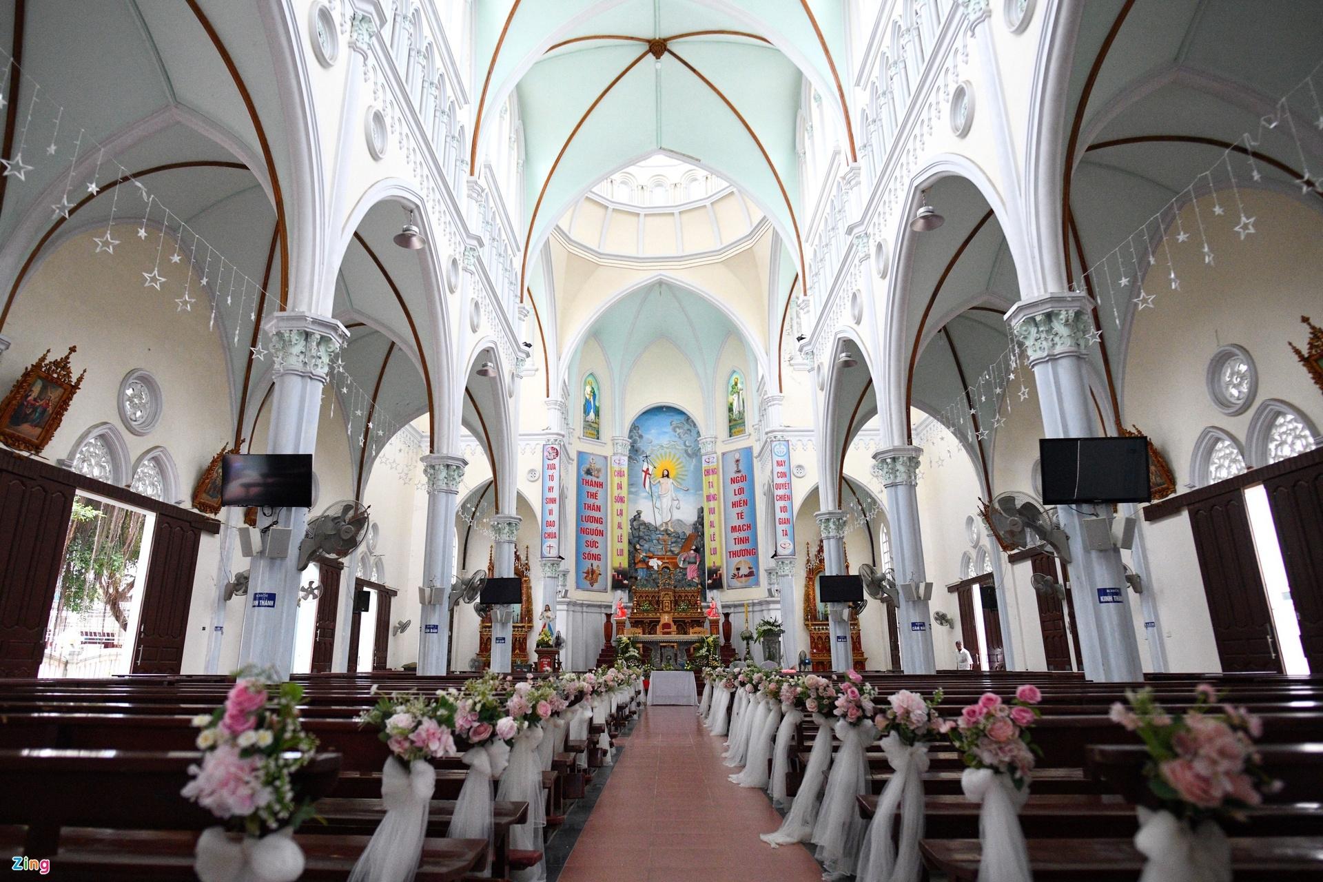Không gian cưới của Phan Mạnh Quỳnh ở Nghệ An