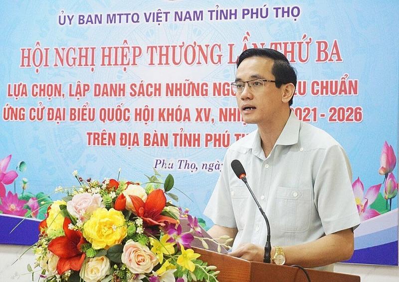 phu tho to chuc hoi nghi hiep thuong lan ba