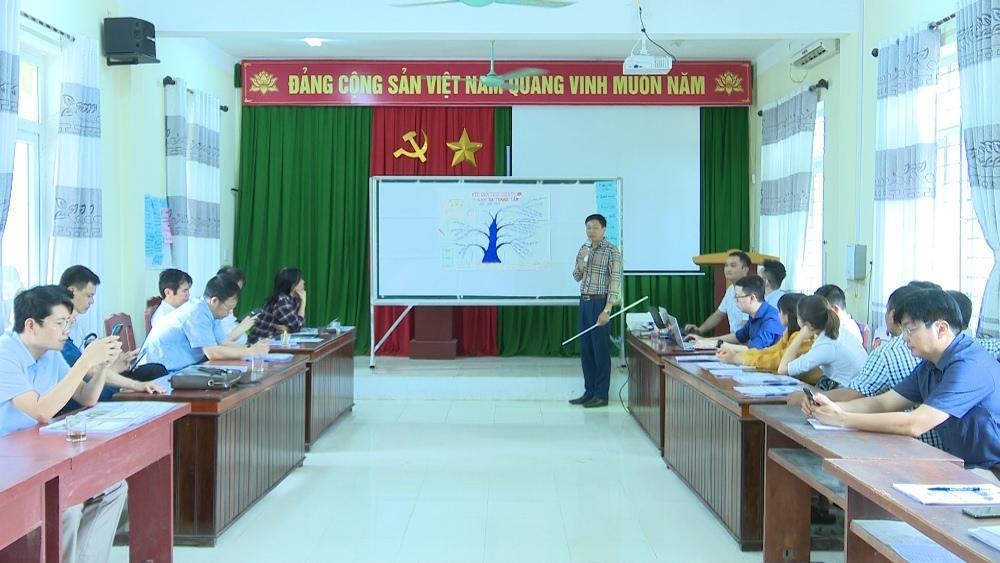 Bá Thước (Thanh Hóa): Chia sẻ kinh nghiệm thực hiện quản lý cộng đồng trong Chương trình Nông thôn mới