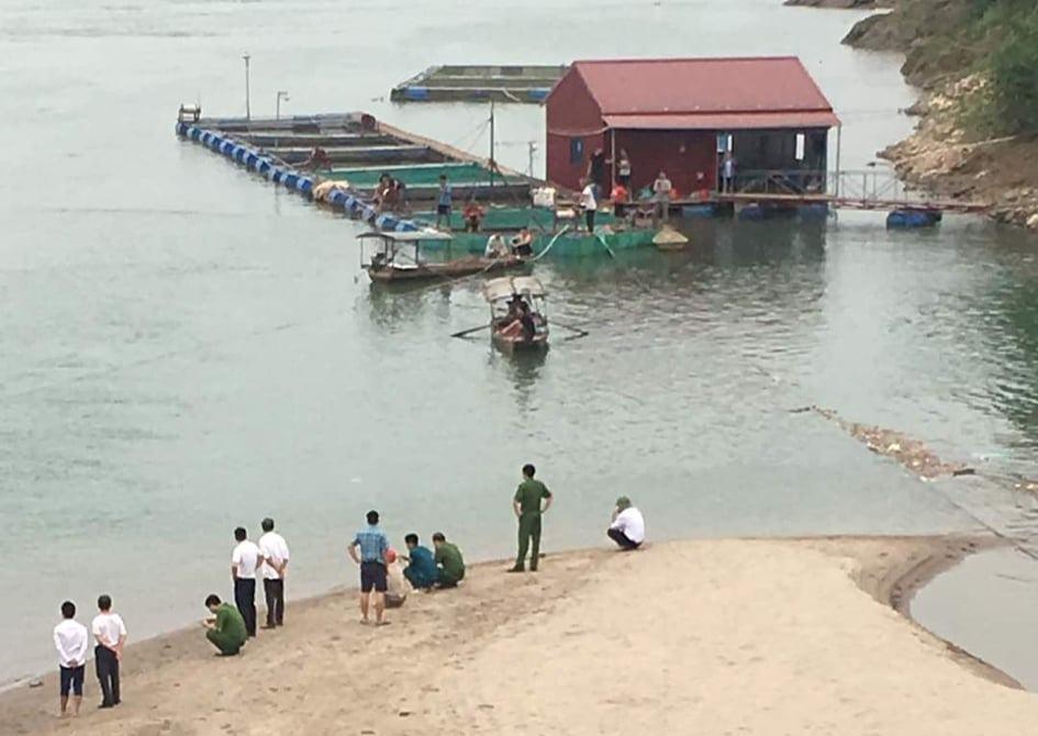 Thanh Thủy (Phú Thọ): Tìm thấy thi thể hai học sinh đuối nước mất tích trên sông Đà