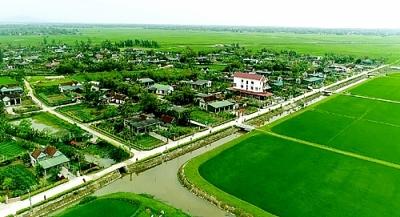 Hà Tĩnh: Huy động 12.790 tỷ đồng tài trợ, hỗ trợ xây dựng Nông thôn mới
