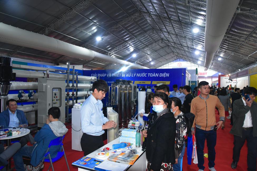 Thành phố Hồ Chí Minh: Chuẩn bị diễn ra Triển lãm quốc tế Vietbuild lần thứ nhất