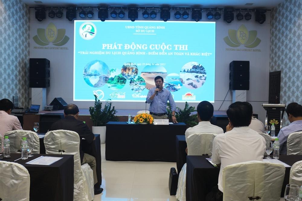 Quảng Bình: Phát động cuộc thi Trải nghiệm du lịch năm 2021
