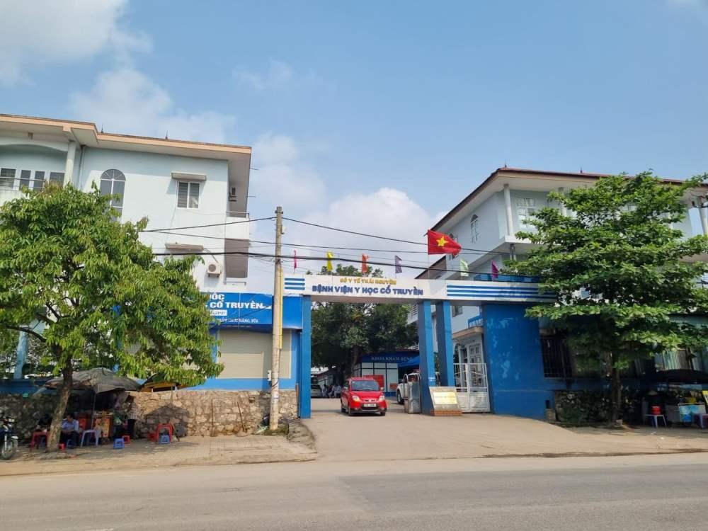 Hơn 266 tỷ đồng xây dựng Bệnh viện Y học cổ truyền Thái Nguyên